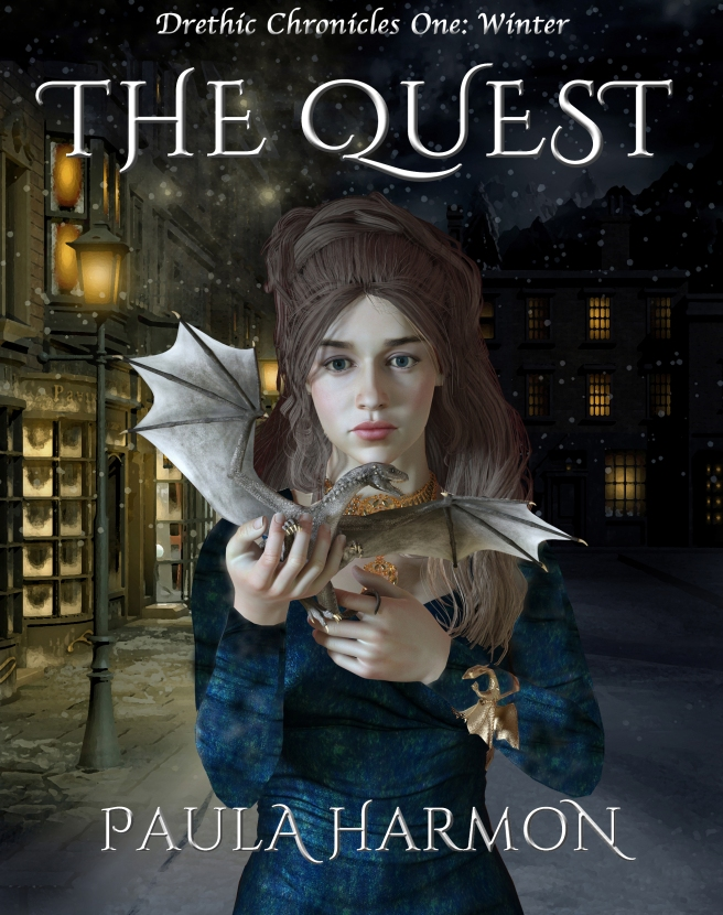 The Quest ebook cover
